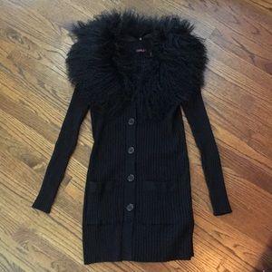 Fontana black sweater